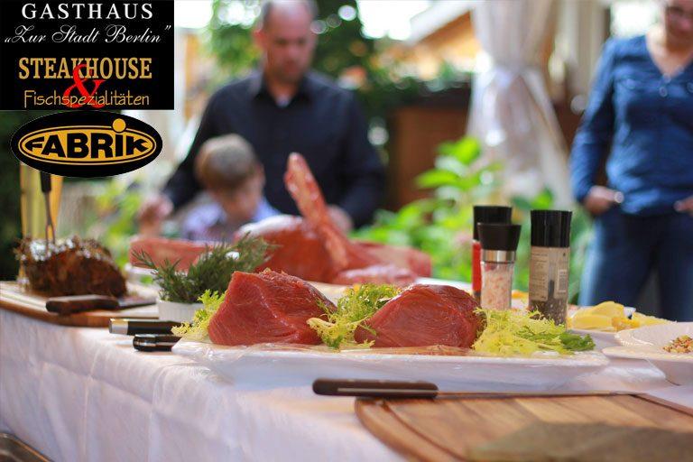 Fabrik Worbis - Steakhouse & Fischspezialitäten